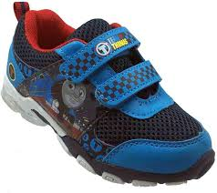Thomas The Train Light Up Sandals Toddler Boys Thomas The Train Light Up Sneakers With Velcro