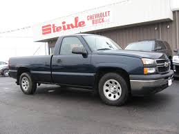 Used 2006 Chevrolet Silverado 1500 Long Bed Pickup Truck For Sale ...