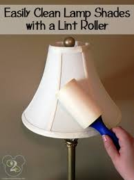 How To Clean Lamp Shades Unique Clean Lamp Shades With Vinegar Clear Schwubs
