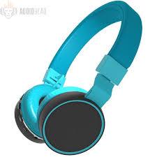 <b>Наушники Ritmix RH-415BTH Blue/Grey</b> — купить в интернет ...