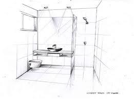 bathroom interior design sketches. Fine Interior Bathroom Interior Design Sketches White House  Sketch Hand Drawn  Sketch  In Bathroom Interior Design Sketches I