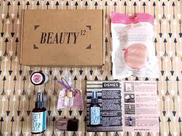 vegan free beauty subscription bo