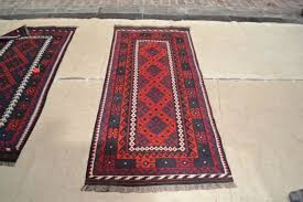 7 4 x 3 handmade afghan tribal kilim wool area rug flat weave kelim