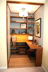 closet into office. Closet Converted To Office Space Walk In Ideas Tiny Save And Work  Efficiently . Into