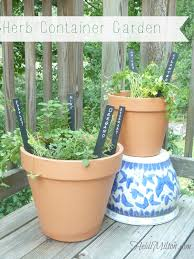 diy herb garden container herb garden how to fresh herbs