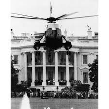 Image result for Nixon, after leaving the White House