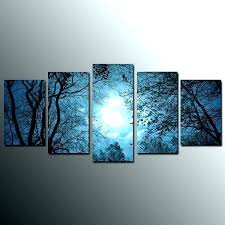 art trees canvas prints moon in trees modern wall art for home decor no frame tree of life canvas wall art sun moon wall art canvas wall art amazon uk  on amazon uk wall art canvas with wall art canvas moon wall art canvas wall art trees canvas prints