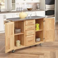 fresh stainless steel rolling kitchen island for your house inspiration kitchen island stainless steel top