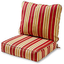 Amazon CushyChic Outdoor Terry Slipcovers for Deep Seat