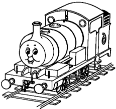 Thomas Coloring Pages Awesome Images Simple Train Coloring Page