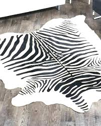 faux zebra rug zebra rugs at rug small faux cowhide gray animal zebra rugs faux faux zebra rug