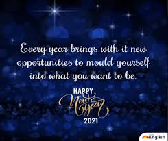 Happy New Year 2021: Wishes, messages, greetings, quotes, SMS, WhatsApp and  Facebook status to share with friends and family