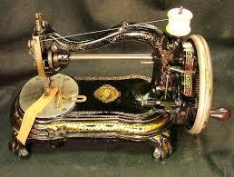 Sewing Machine Wellington