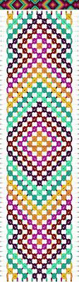 Heart Friendship Bracelet Pattern Best Inspiration Design