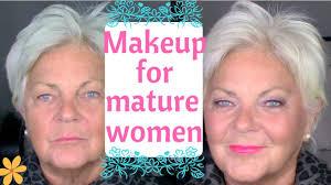 makeup for skin women over 60 tricks tips