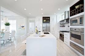 30 Contemporary White Kitchens Ideas   White contemporary kitchen ...