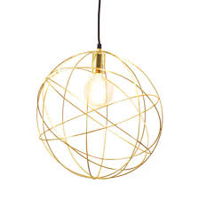 gold brass globe ceiling pendant light orb chandelier by ideas for you