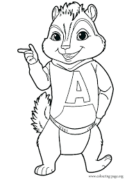 Free Printable Coloring Pages For Adults Only Quotes Chipmunk X