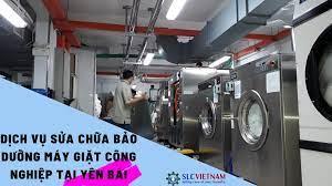 Dịch vụ sửa chữa bảo dưỡng máy giặt công nghiệp tại Yên Bái - Máy Giặt Công  Nghiệp
