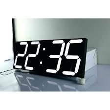cool digital wall clocks cool digital wall clocks cool digital wall clocks oversize led digital wall