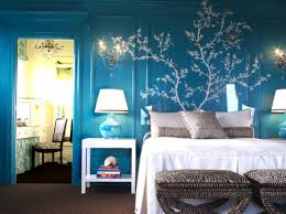 Painting A Bedroom Blue On Bedroom With Idyllic Blue Decorating Idea Using  Wall Paint And 20