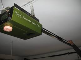 sears garage door opener box
