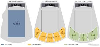 Hammerstein Ballroom Seating Chart Info Tips Pictures