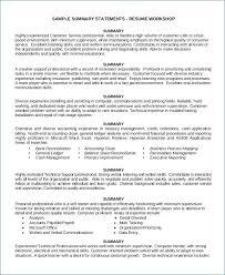 Resume Professional Summary Custom Public Service Resumes Lovely Resume Professional Summary Awesome