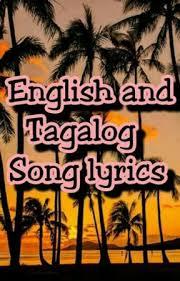 english and tagalog s