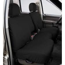 covercraft front seat cover seatsaver polycotton for 40 20 40 bench seat with cup