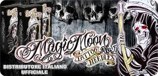 magic moon tattoo