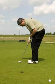 How To Fit A Putter Chart Putter Length Versus Height
