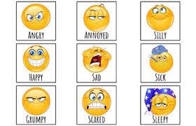 Feelings Chart For Kids Feelings Chart By Primarily Petty Teachers Pay Teachers