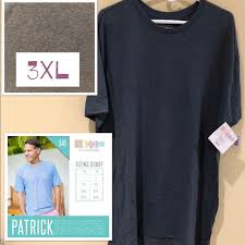 Lularoe Patrick T Size Chart Lularoe Patrick T Nwt