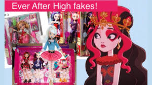 Up Ever Tale Lizzie Dolls - High More And Fake Youtube Looks Knockoff Fairy After