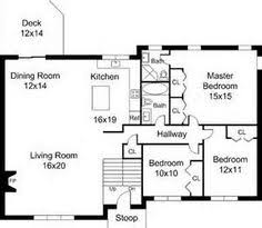 ideas about Ranch Floor Plans on Pinterest   Floor Plans       ideas about Ranch Floor Plans on Pinterest   Floor Plans  House plans and Ranch House Plans
