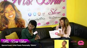 stichiz the beat radio personality interviews on the ms stichiz 103 5 the beat radio personality interviews on the ms dria show