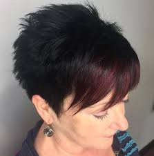 Fashion Choppy Pixie Haircuts With Side Bangs Unusual 70 Short