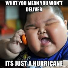 Image result for itsjust a hurricane
