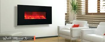 hang on wall fireplace wall mounted gas fireplace canada