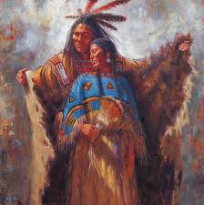 white wolf 20 james ayers outstanding paintings of native american history