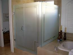extraordinary opaque shower doors elegant frosted glass how to frost denver granite uk