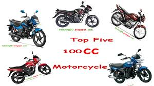 top five 05 best 100 cc motorcycle specification price in