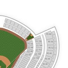 Concert Ticket Layout Adorable Dodger Stadium Seating Chart Map SeatGeek