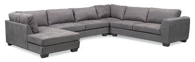 4 piece sectional couch 4 piece sectional with chaise carpenter 4 pc leather sectional sofa