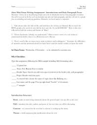 hamlet character analysis essay maus mini essay pages