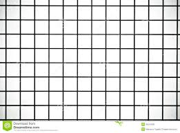 Square Paper Black And White Square Checked Paper Background Or Texture Stock