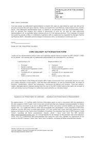 Letter Of Authorization Letter Sarahepps Com