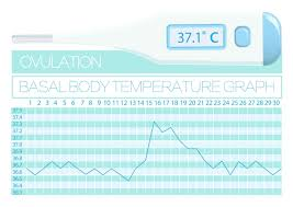 Sample Bbt Chart Showing Ovulation Basal Body Temperature How To Measure Bbt To Get Pregnant