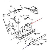 kenmore coldspot model 106 parts diagram sevenstonesinc com Kenmore Chest Freezer Wiring-Diagram at Kenmore Coldspot Fridge Wiring Diagram